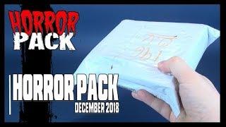 Subscription Spot | Horror Pack for December 2018!