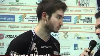 20-11-2011: Intervista ad Alberto Bigarelli nel post NewMater-Reggio Emilia