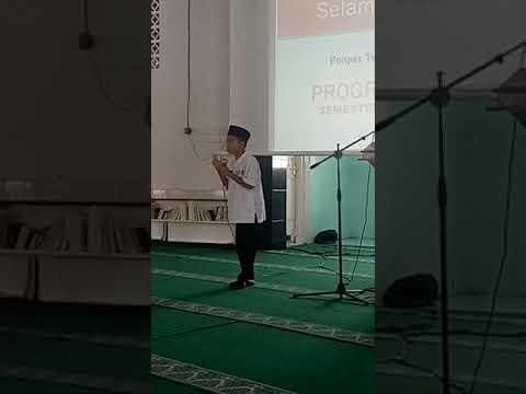 Performance M. Helmi Gufrans Ernawan In Ponpes Almultazam 2 Kuningan
