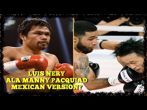 Freddie Roach found Manny Pacquiao punches nemesis Luis Nery?