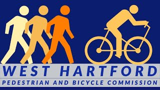 Virtual Regular West Hartford Pedestrian and Bicycle Commission Meeting