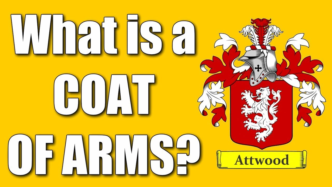 What Is A Coat Of Arms Youtube