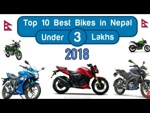 2018 Top 10 Best Budget Bikes In Nepal Under 3 Lakhs Youtube