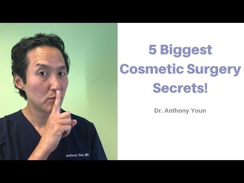 The 5 Biggest Secrets Plastic Surgeons Don't Want You To Know - Dr. Anthony Youn
