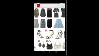 Stylicious Stylicious - Closet Organizer, Fashion Lookbook And Style Shopping Android App