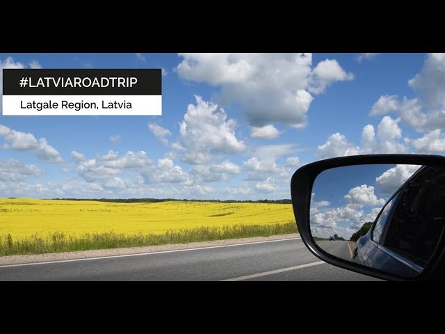 Explore the culture and cuisine of Latgale in Eastern Latvia on our #LatviaRoadtrip