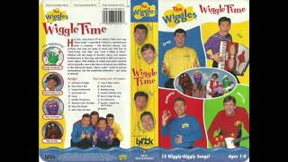 Wiggle Time 1998 Playlist Cover