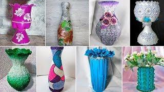 31 идея, как сделать вазу. Ваза своими руками