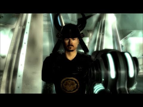 Fallout 3 - Talking To Samurai Toshiro In The Japanese Version |