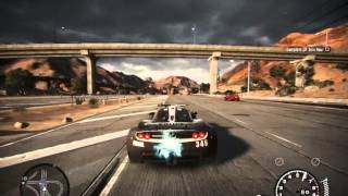 NFS Rivals - Top Speed 450 km/h (Hennessey Venom GT)