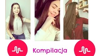 Moja kompilacja Musical.ly / My Musical.ly compilation || Kompleksiara Xx Video