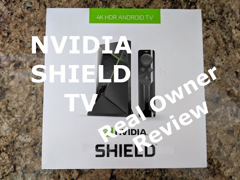 NVIDIA Shield TV - Real Owner Review