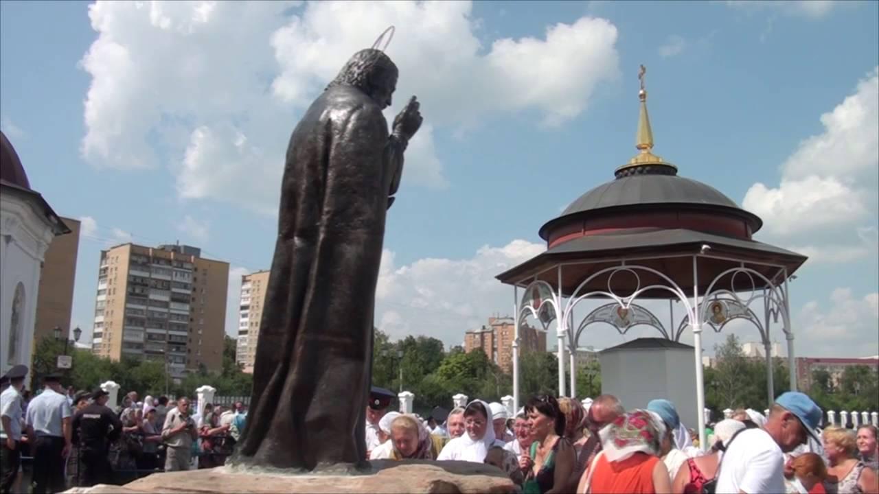 нас памятник серафиму саровскому в орле фото трудно