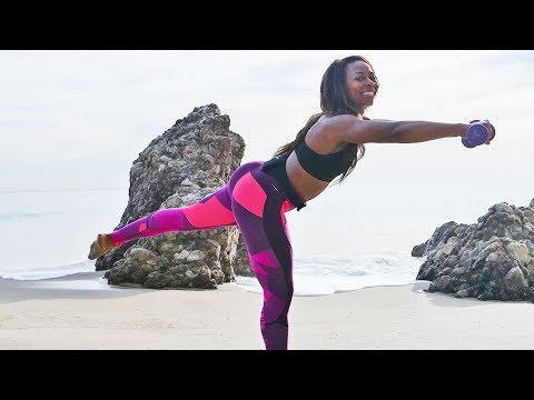 15 Min Quick Dumbbell Workout // No Momentum Full Body Workout