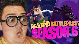 FORTNITE SEASON 6 JE TU!!!!!!