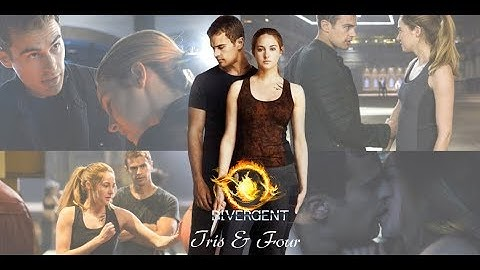 tris  four divergent  diamonds