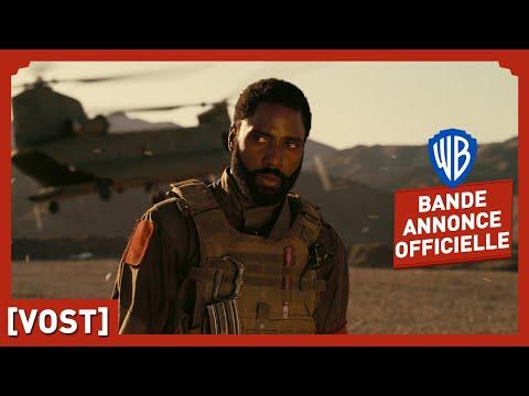 TENET – Bande Annonce Finale (VOST) – Christopher Nolan, Robert Pattinson