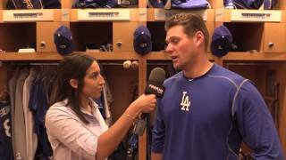 Trevor Oaks Explains What He Is Learning From Dodgers