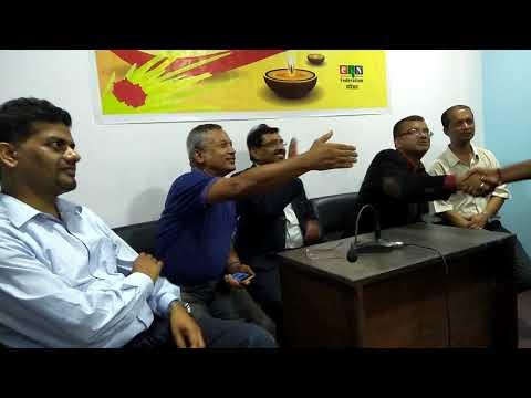Director, Nepal Telecommunications Authority Ananda Raj Khanal's Songs