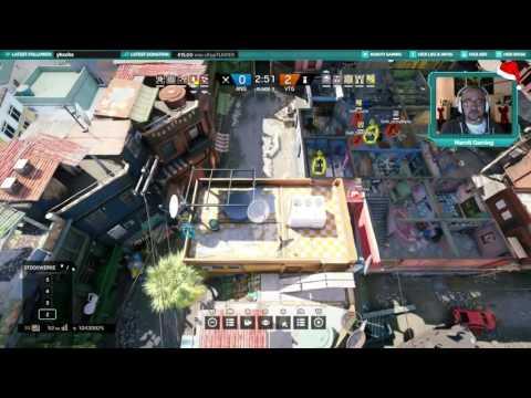 Rainbow Six Siege I DHAG Absolution vs. Dogs Of War Team Energy