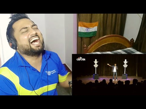 Indian Reacts to Pakistani Stand Up Comedy | Range Se Bahir| The Laughing Stock