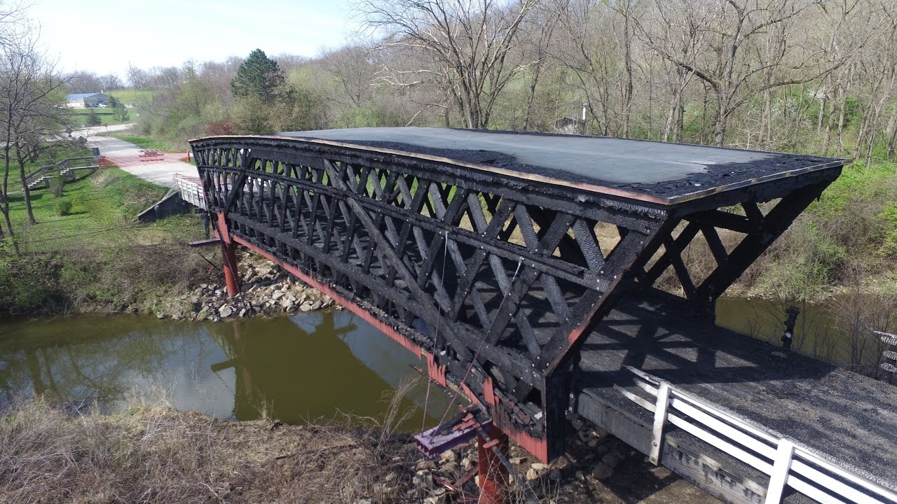 Historic Covered Bridge to be Destroyed