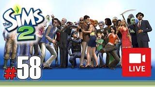 """[Archiwum] Live - Przygody Rudej Gejszy (The Sims 2) (35) - [2/3] - """"Przyklejone dziecko"""""""