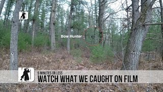 WHAT?!?!? Watch what we caught on camera!