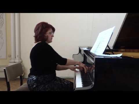 Arusyak Kostanyan                Konstantin Orbelyan    A Yerevan Melody