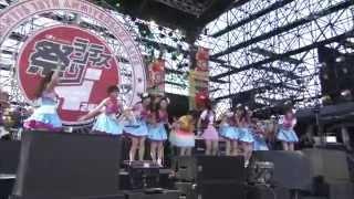 STAR☆ANIS ランティス祭り ライブパフォーマンス