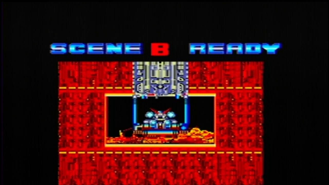 Játsszunk egy kicsit: Galaxy Force (Master System)