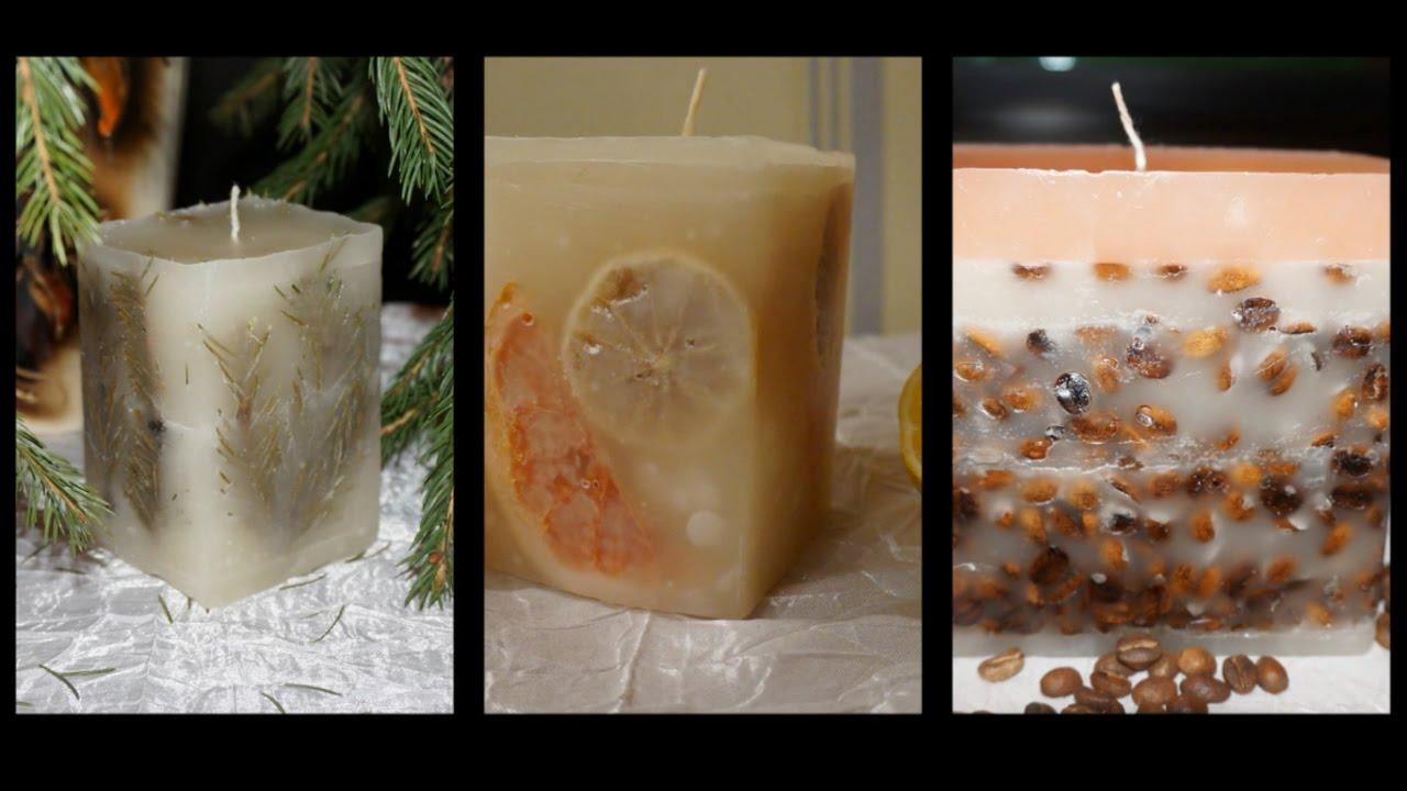 Декоративные свечи своими руками фото фото 782