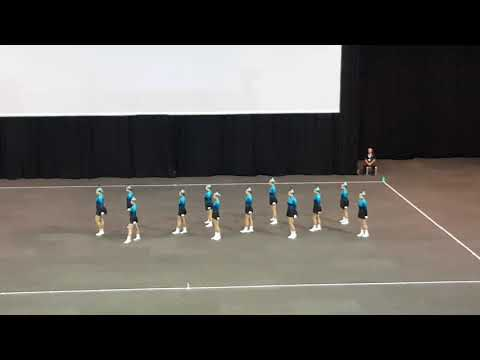 [Celtic] United DrillDance - 2nd Senior Exhibition Drill