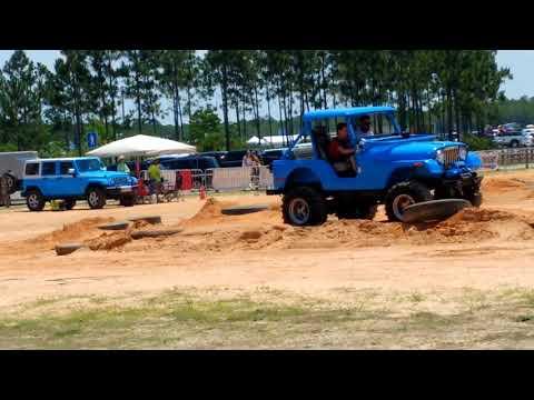 Jeep beach jam 2018 Saturday Panama City Beach FL