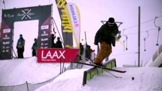 TRICK for YOU! - European Freeski Open 2015