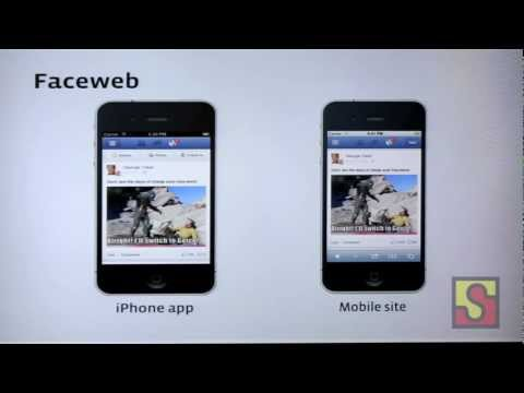 Mobile First: Rebuilding Facebook's engineering and testing for mobile