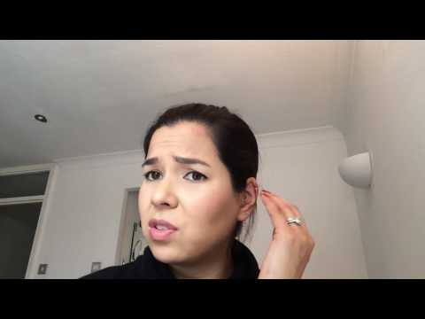 Daith Piercing Video, pain threshold and cleaning.