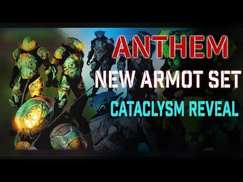 ANTHEM Cataclysm Reveals: New Events, Bosses, Enemies & New Armor Sets