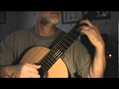 The Wicked Flee - Carter Burwell (Fingerstyle Guitar)