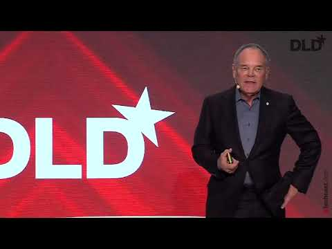 The New Social Contract (Don Tapscott, The Blockchain Research Institute) | DLD 19