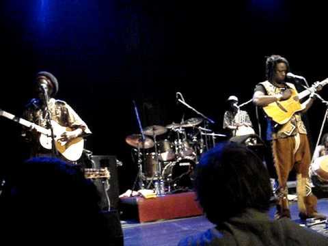 Habib Koité & Bamada - Foro Bana (live) mp3