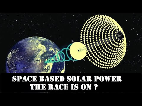 Space Based Solar Power. Is it the final Energy frontier?