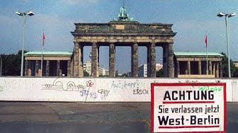 Am 3. Oktober feiert ganz Deutschland die Wiedervereinigung des Landes