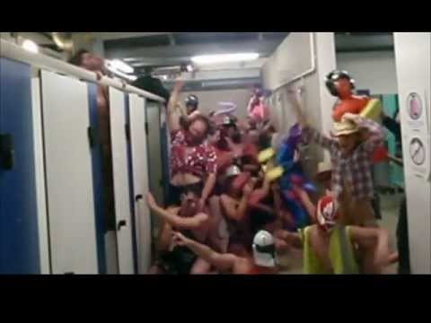 Harlem Shake 5 times with Toulouse CST