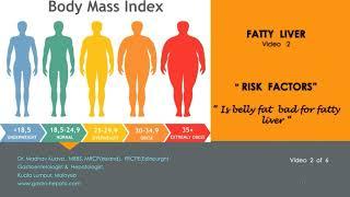FATTY LIVER - RISK FACTORS