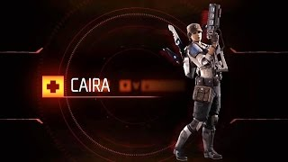 Evolve - Caira Gameplay (Commented) [EN]