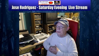 Jose Rodriguez Live Stream 11-24-2018