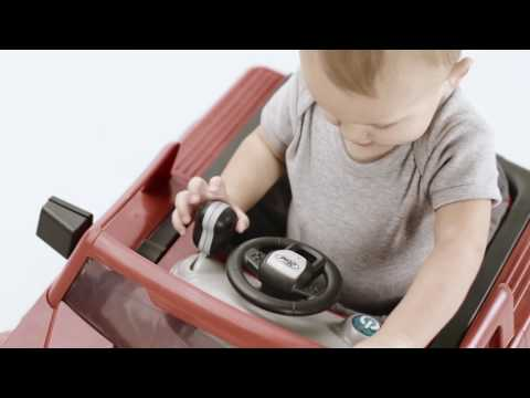 Bright Starts 3 Ways to Play Walker™ - Ford F-150, Red