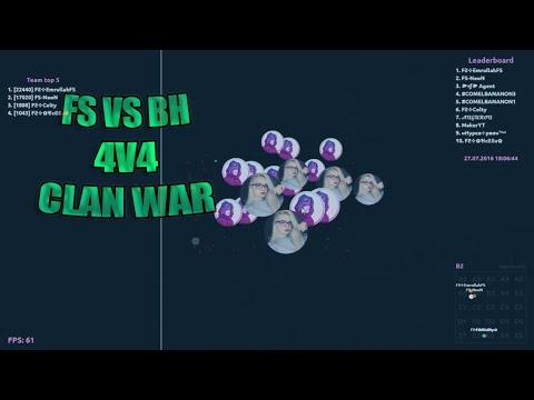 FƧ✥ vs ℬℋ✨ clan war (Round 2)