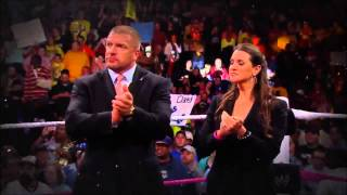 The Authority 1st Titantron (Stephanie McMahon & Triple H) (New 2014 Titantron)